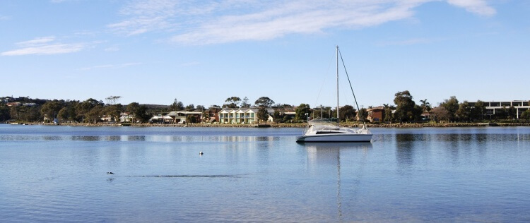 Merimbula, New South Wales, Australia, Yacht, Catamaran Sailing